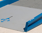 Stationary Ground-to-Dock Loading Ramps | Loading Ramps | Yard Truck Ramps | Portable Docks 2